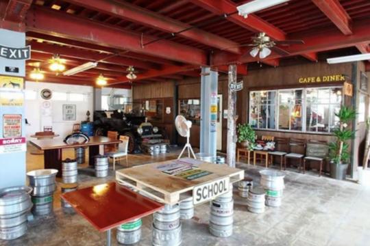 Rider's Garage Cafe & Diner