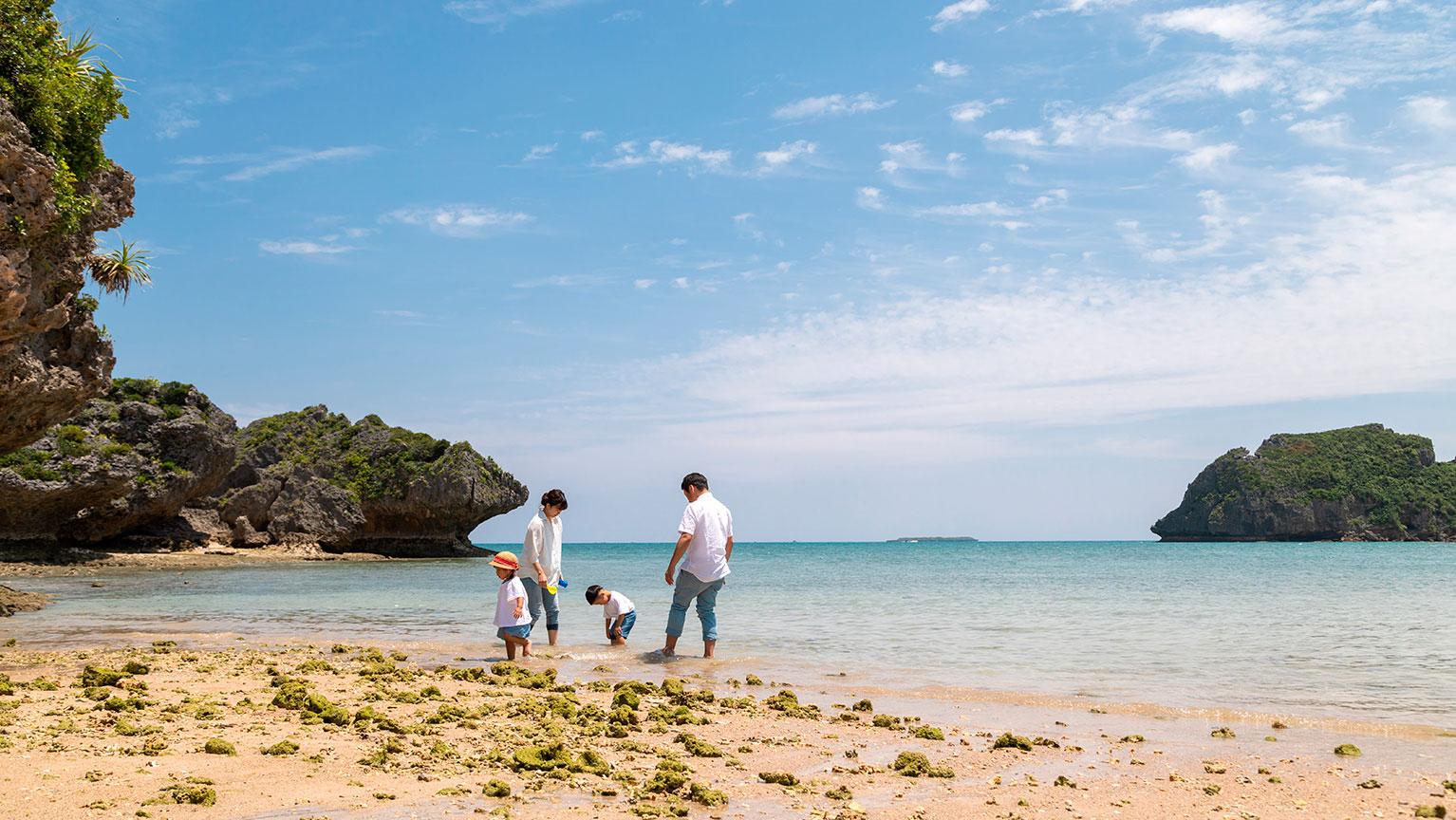 沖縄の文化・自然