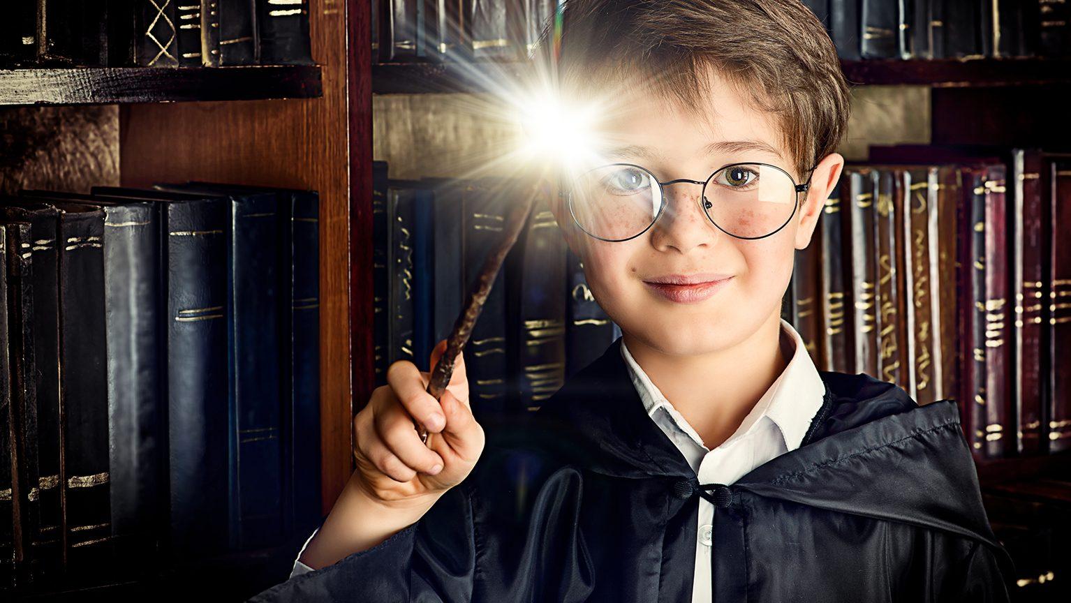 魔法使いの子ども