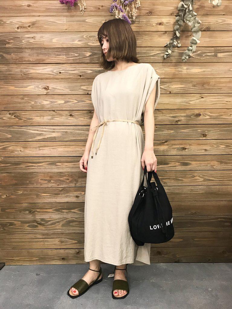 オキナワファッション(リネン素材)