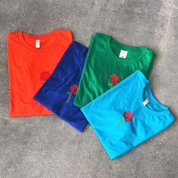 &mode取り扱いブランド(YAEZOのTシャツ)