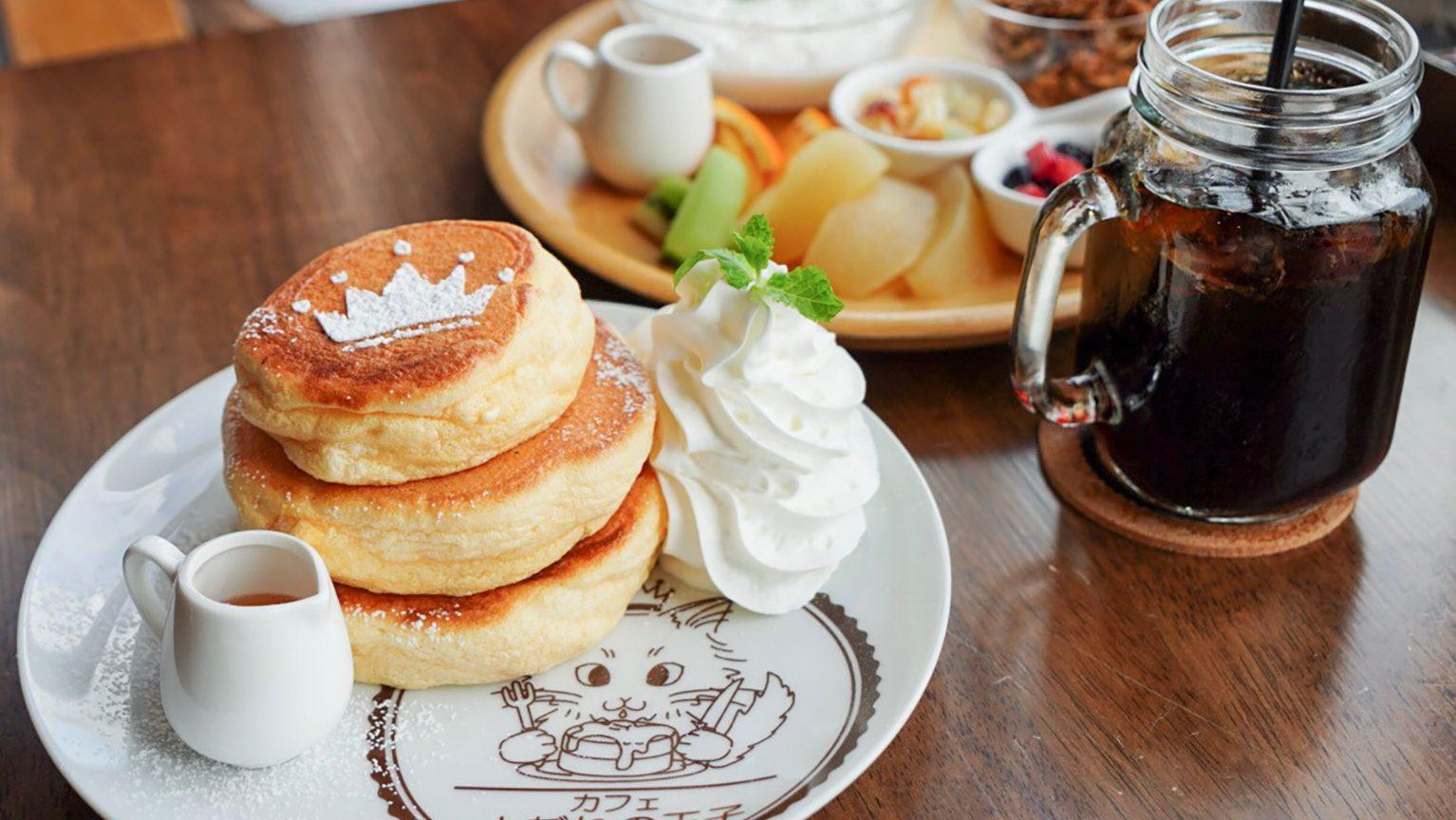 カフェよだれの王子