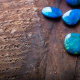 10月の誕生石「オパール」