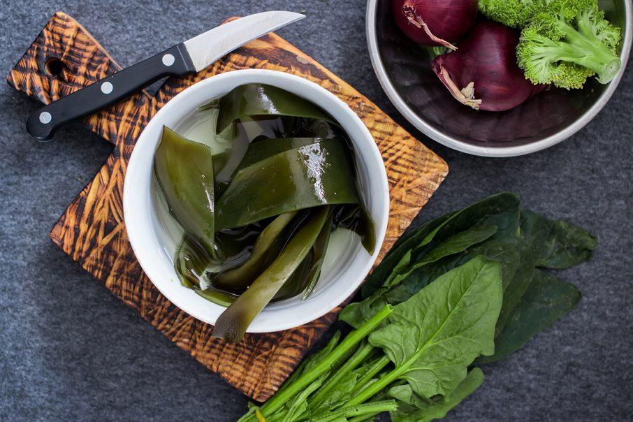 沖縄の食文化「昆布」