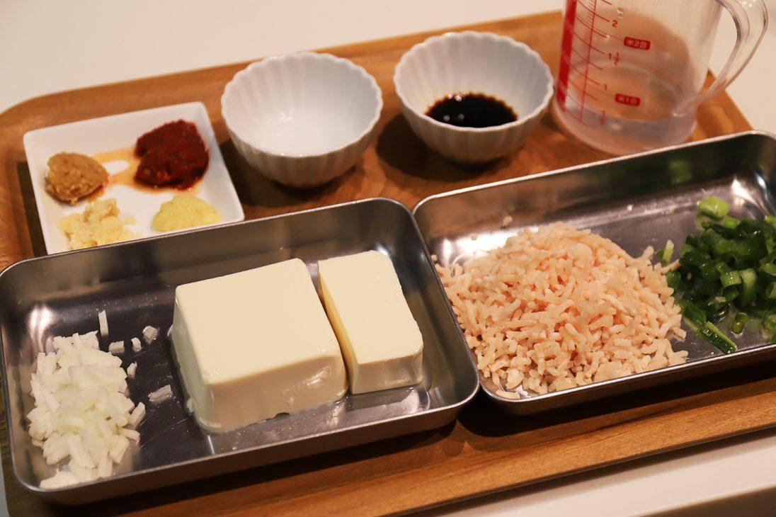 男の料理マーボー丼