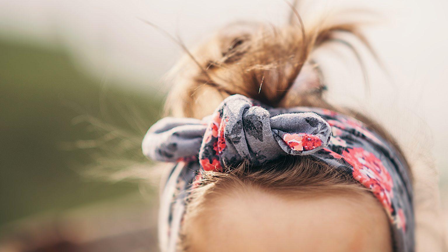 子どもの髪型