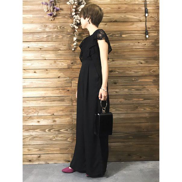 袖ありドレス&mode